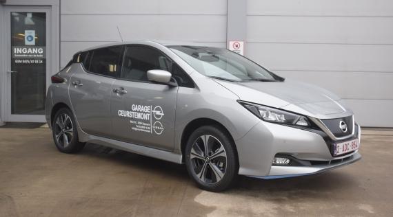 Nissan Leaf 62 KW N-Connecta DEMOWAGEN
